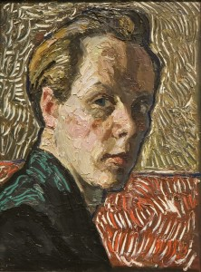 Nikolai-Vasilevich-Shuvalov-Autoportrait-1960-Oil-on-Board-222x300