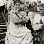 The children of Vologda