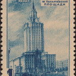 Moscow Skyscrapers (1950)