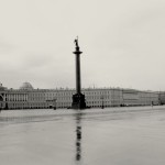 Palace Square. Alexander Column.