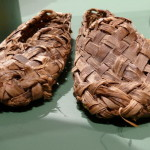 Bark shoes (lapti)