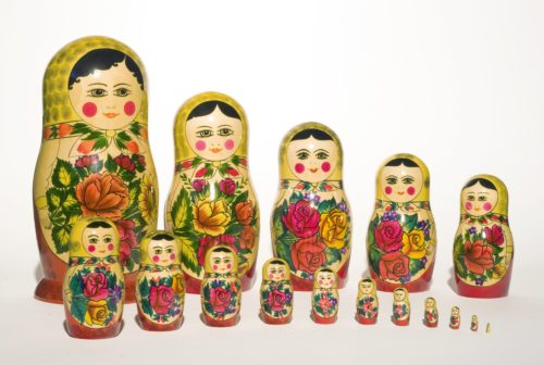 Matryoshka: The Nesting Doll post image