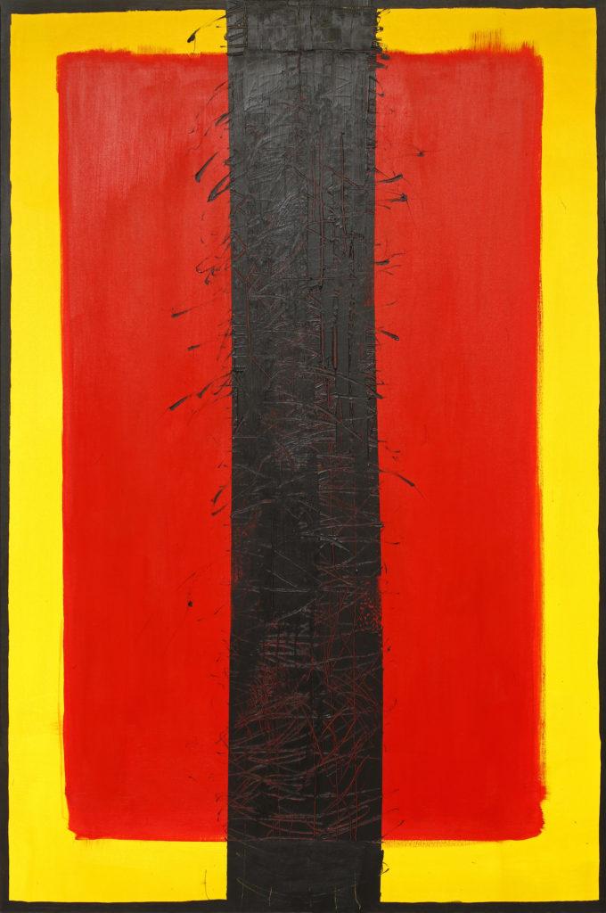 The Art of Leon Hushcha: Balancing Act post image