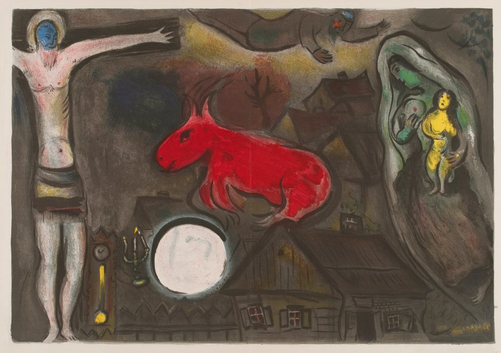 Mystical Imprints: Marc Chagall, Ben-Zion, and Ben Shahn post image