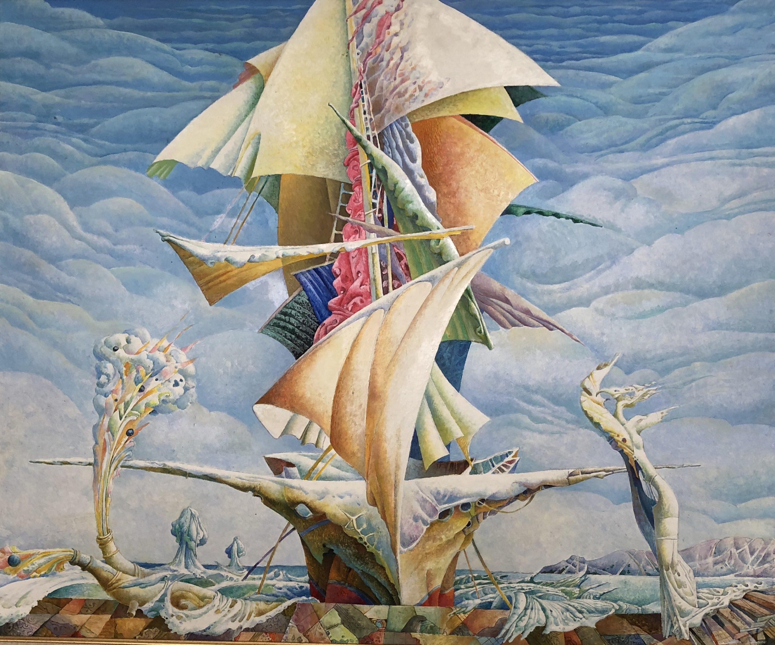 Vladimir Dikarev: Poetic Surrealism post image