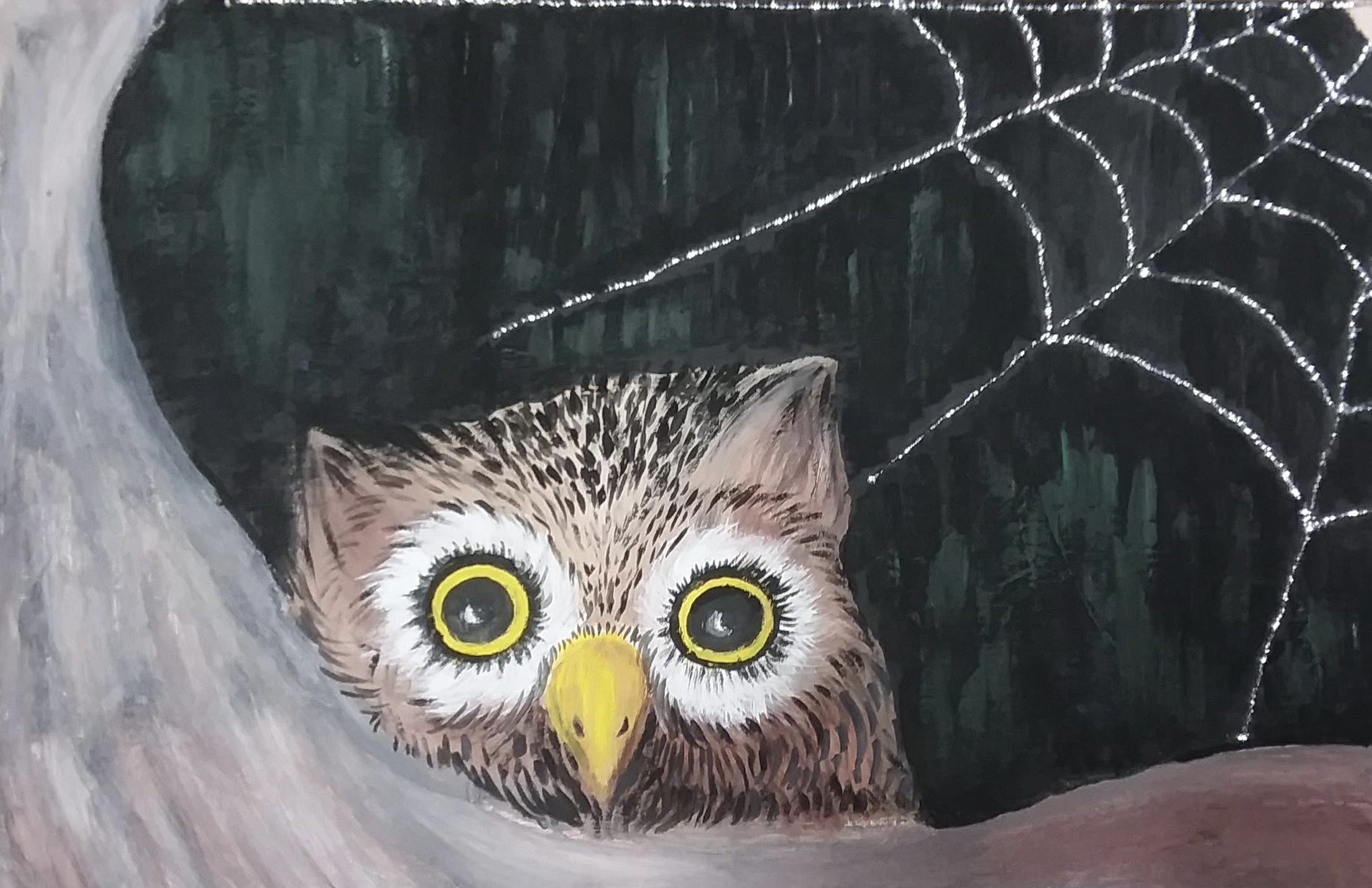 A Parliament of Owls: Children's Art from Russia post image