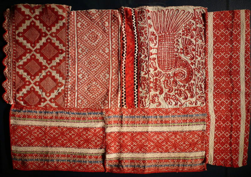 ONLINE EXHIBITION – A Homespun Life: Textiles of Old Russia post image
